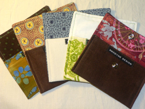 Fresh Batch of Card Wallets