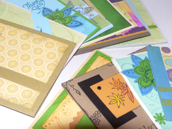 Thank You Cards by Chia