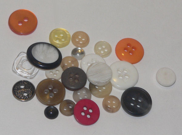 More Buttons for the Button Jar