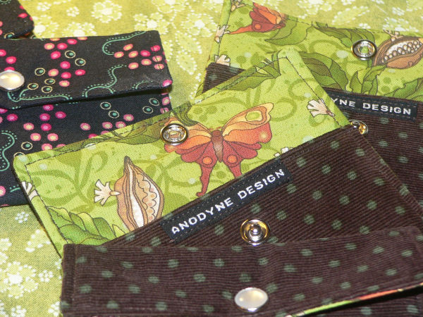 Light Brights and Secret Garden Card Wallets