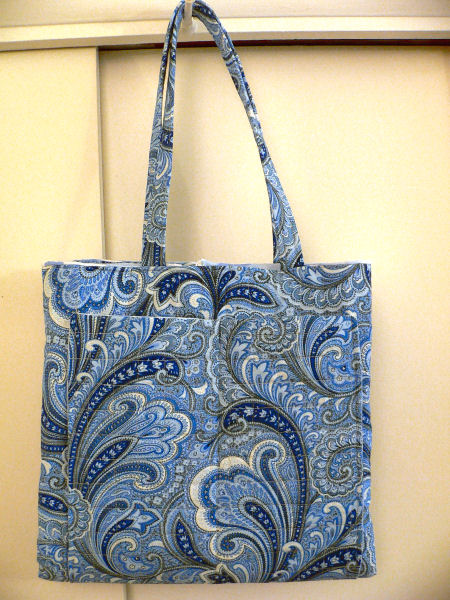 Nap Time Baby Tote