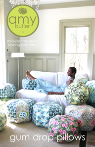 Gum Drop Pillows (image borrowed from amybutlerdesign.com)