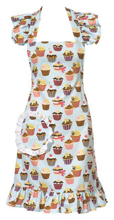 Cupcake Apron from Carolyn's Kitchen