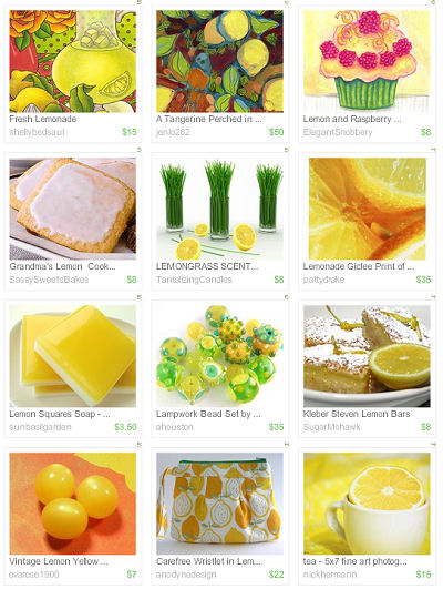 Lemony Treasury