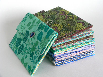 Stack of Card Wallets