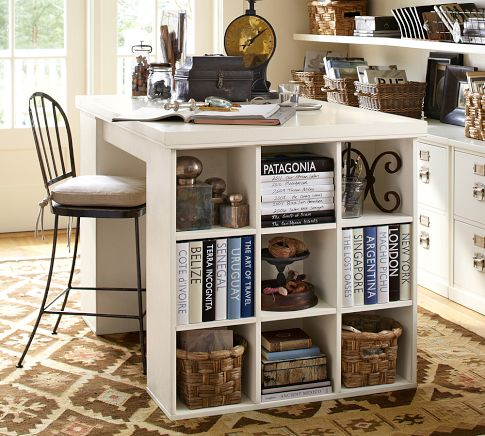 Pottery Barn Bedford Project Table