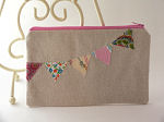 Bunting Pouch