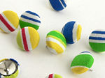 Push Pins in Stripes