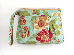 Carefree Wristlet in Summer Flowers